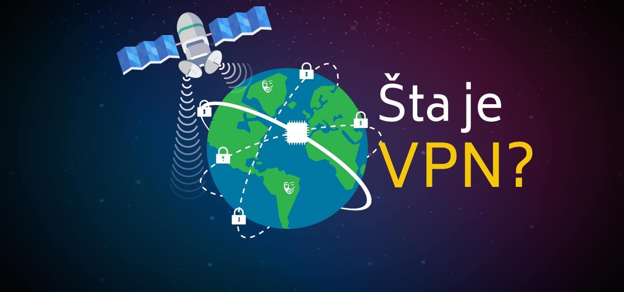 Šta je VPN?
