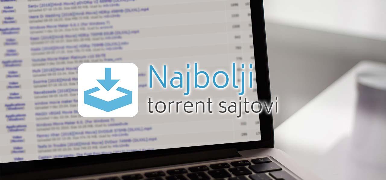 najboljih torrent-sajtovi
