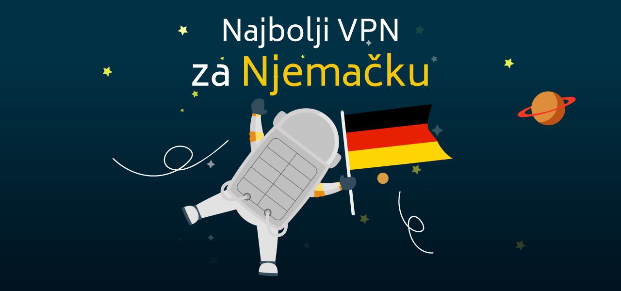 VPN za Njemačku
