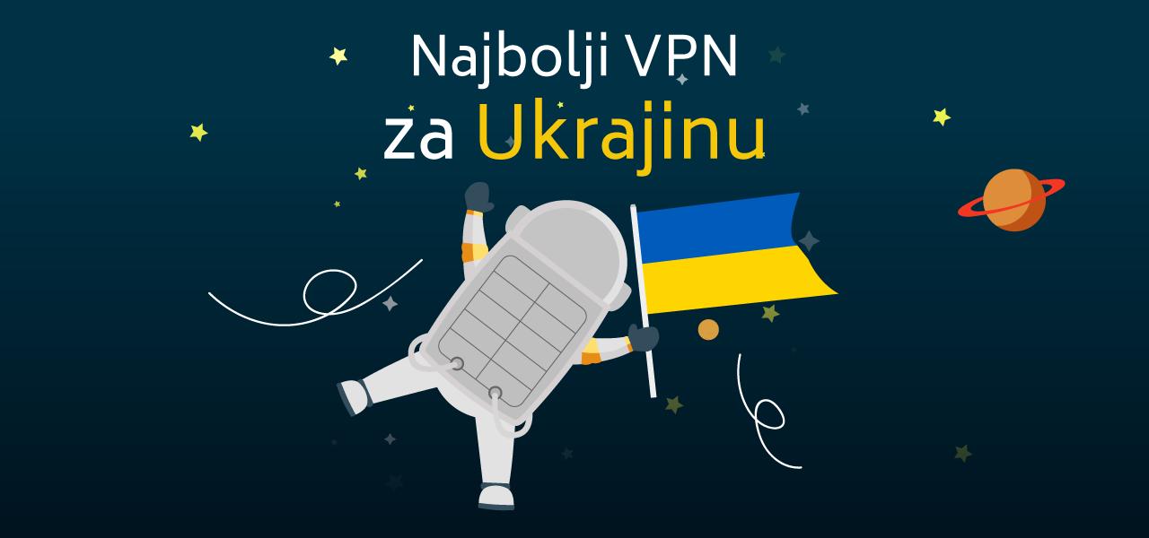 VPN za Ukrajinu