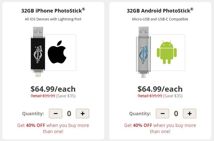cijena photostick mobile